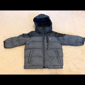 Polo Ralph Lauren hooded down jacket